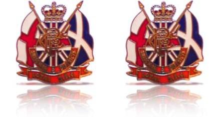Sheffield & District Loyal RSC Pin Badge